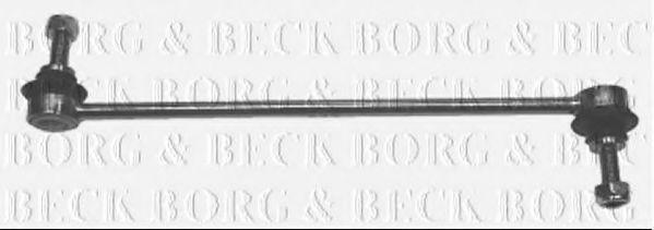 Стойка стабилизатора BORG & BECK BDL6730