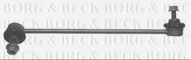 Стойка стабилизатора BORG & BECK BDL6776
