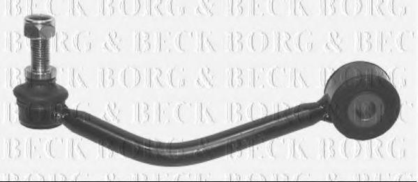 Стойка стабилизатора BORG & BECK BDL6820