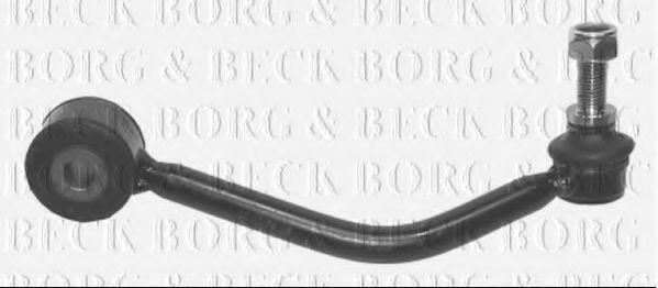 Стойка стабилизатора BORG & BECK BDL6821