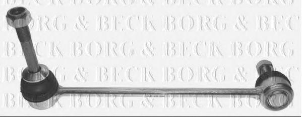 Стойка стабилизатора BORG & BECK BDL7079
