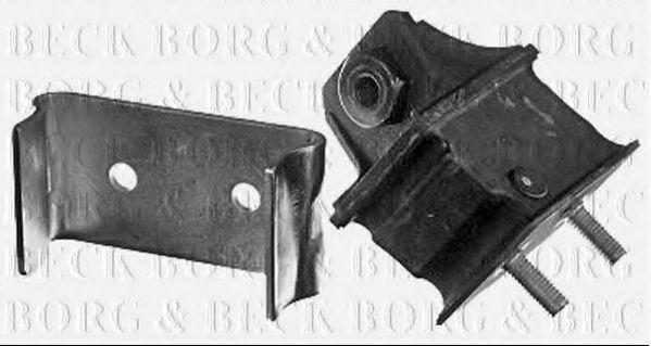 Подвеска, двигатель BORG & BECK BEM4001