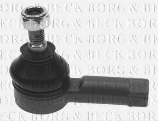 Наконечник поперечной рулевой тяги BORG & BECK BTR4011