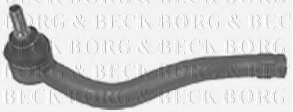 Наконечник рулевой тяги BORG & BECK BTR4774