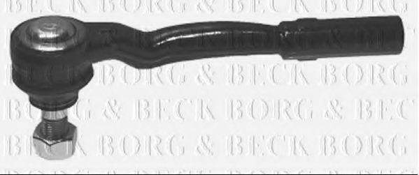 Наконечник рулевой тяги BORG & BECK BTR5104