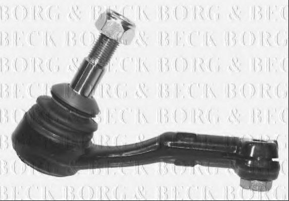 Наконечник рулевой тяги BORG & BECK BTR5399