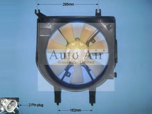 Электродвигатель, вентилятор радиатора AUTO AIR GLOUCESTER 051156