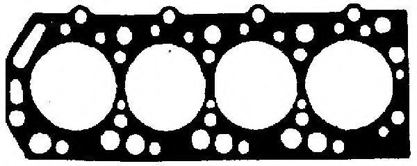 Прокладка ГБЦ BGA CH2318