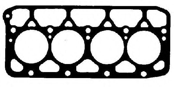 Прокладка, головка цилиндра BGA CH2333