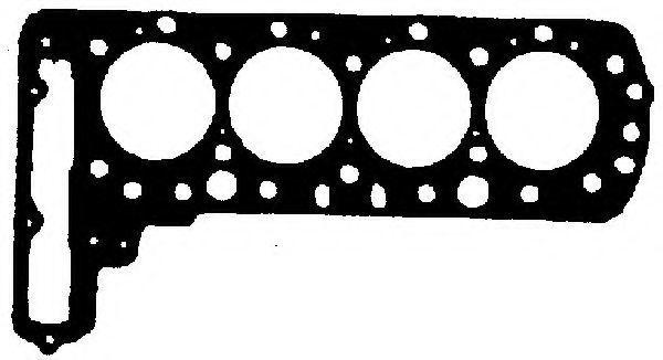 Прокладка ГБЦ BGA CH6340