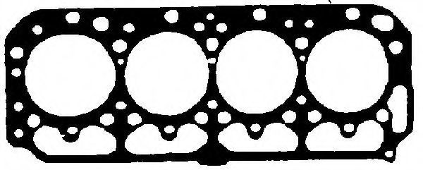 Прокладка ГБЦ BGA CH6345