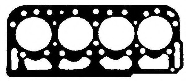 Прокладка, головка цилиндра BGA CH6353