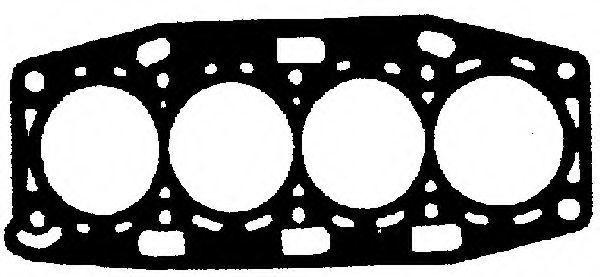 Прокладка ГБЦ BGA CH9345