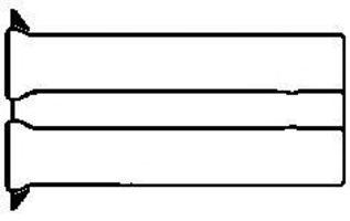 Прокладка клапанной крышки BGA RC0397