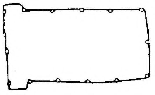 Прокладка клапанной крышки BGA RC2397