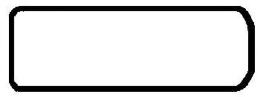 Прокладка, крышка головки цилиндра BGA RC4318