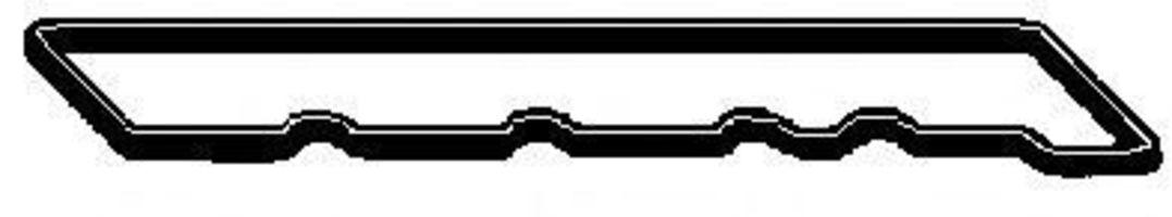 Прокладка, крышка головки цилиндра BGA RC4352