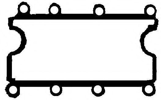Прокладка, крышка головки цилиндра BGA RC5358