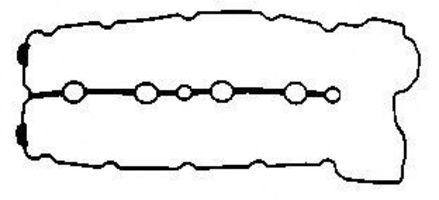 Прокладка, крышка головки цилиндра BGA RC9353