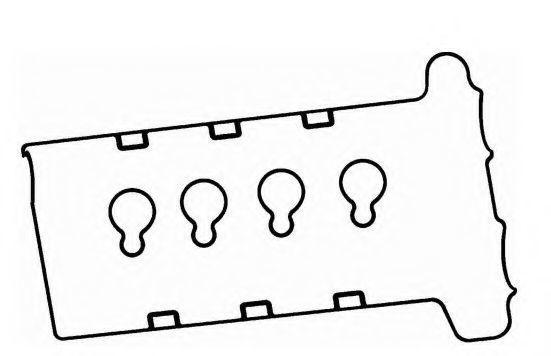 Прокладки клапанной крышки BGA RK3316