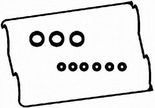 Комплект прокладок, крышка головки цилиндра BGA RK6306