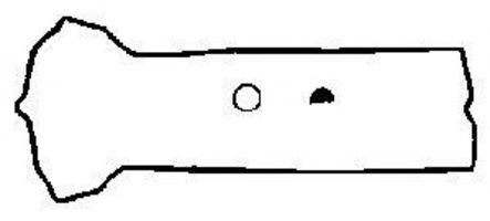 Прокладка клапанной крышки BGA RK6313