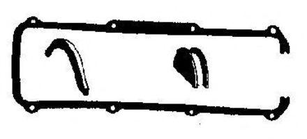 Прокладка клапанной крышки BGA RK6399
