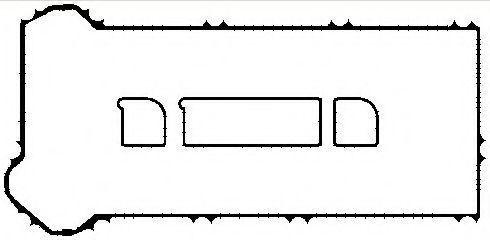 Прокладка клапанной крышки BGA RK3371