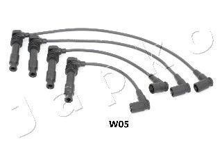 Комплект проводов зажигания JAPKO 132W05