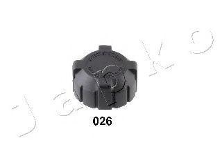 Крышка, радиатор JAPKO 33026