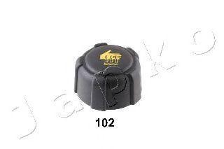 Крышка, радиатор JAPKO 33102