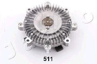 Сцепление, вентилятор радиатора JAPKO 36511