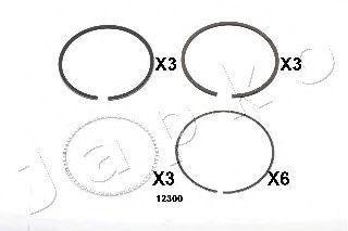 Поршневое кольцо JAPKO 412300J
