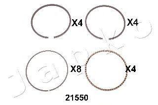 Поршневое кольцо JAPKO 421550J