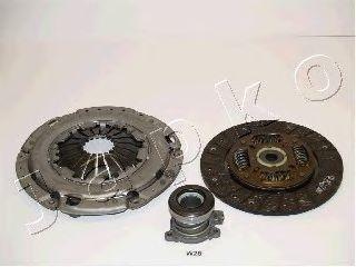 Комплект сцепления JAPKO 92W28