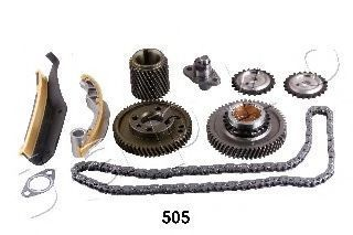 Комплект цели привода распредвала JAPKO KJK505