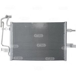 Радиатор кондиционера CARGO 260012