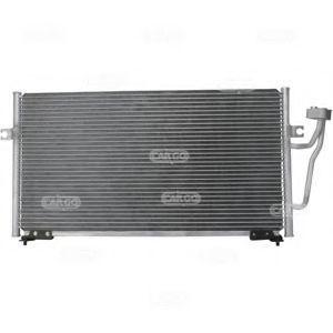 Радиатор кондиционера CARGO 260076