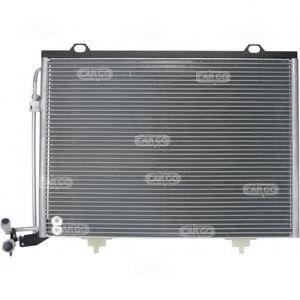 Радиатор кондиционера CARGO 260414