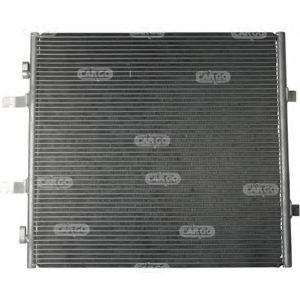 Радиатор кондиционера CARGO 260437