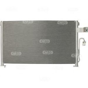 Радиатор кондиционера CARGO 260754