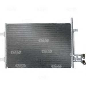 Радиатор кондиционера CARGO 260760