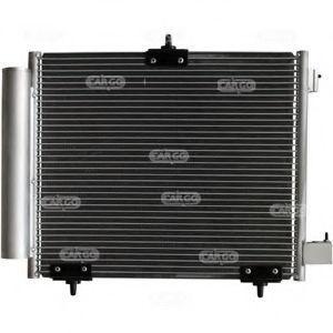 Радиатор кондиционера CARGO 260053