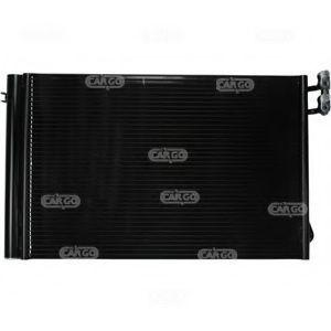 Радиатор кондиционера CARGO 260356