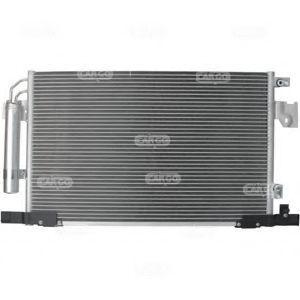 Радиатор кондиционера CARGO 260370