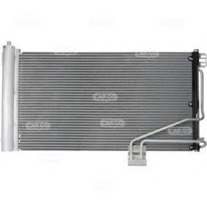 Радиатор кондиционера CARGO 260417