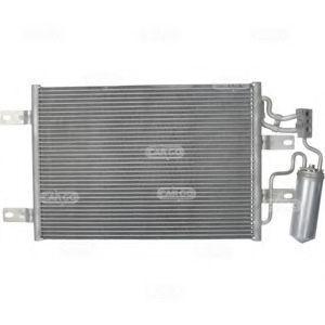 Радиатор кондиционера CARGO 260713
