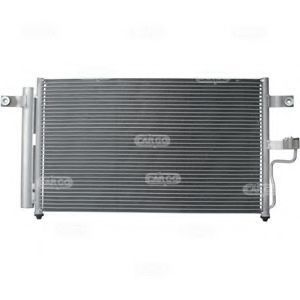 Радиатор кондиционера CARGO 260721
