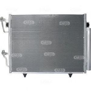 Радиатор кондиционера CARGO 260723