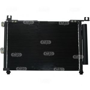 Радиатор кондиционера CARGO 260763